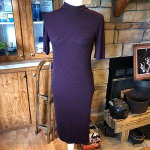 Forever 21 size XLarge shirt sleeve sweater dress
